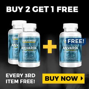 Anvarol Buy 2 Get 1 Free
