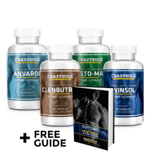 ultimate cutting steroid stack