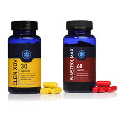 Clen and Winstrol Cycle - Get Cut and Ripped Easily