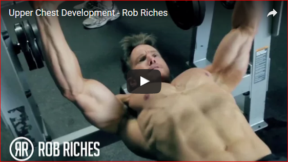 How to Develop a Great Upper Chest