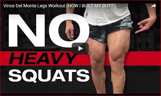 Heavy Volume Leg Workout - ProsBodyBuilding